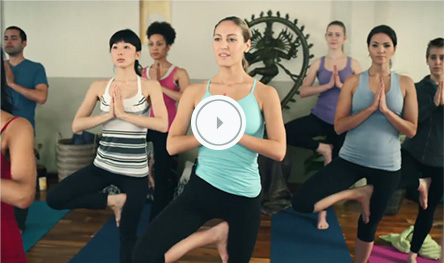 TV Spot - Yoga Girl