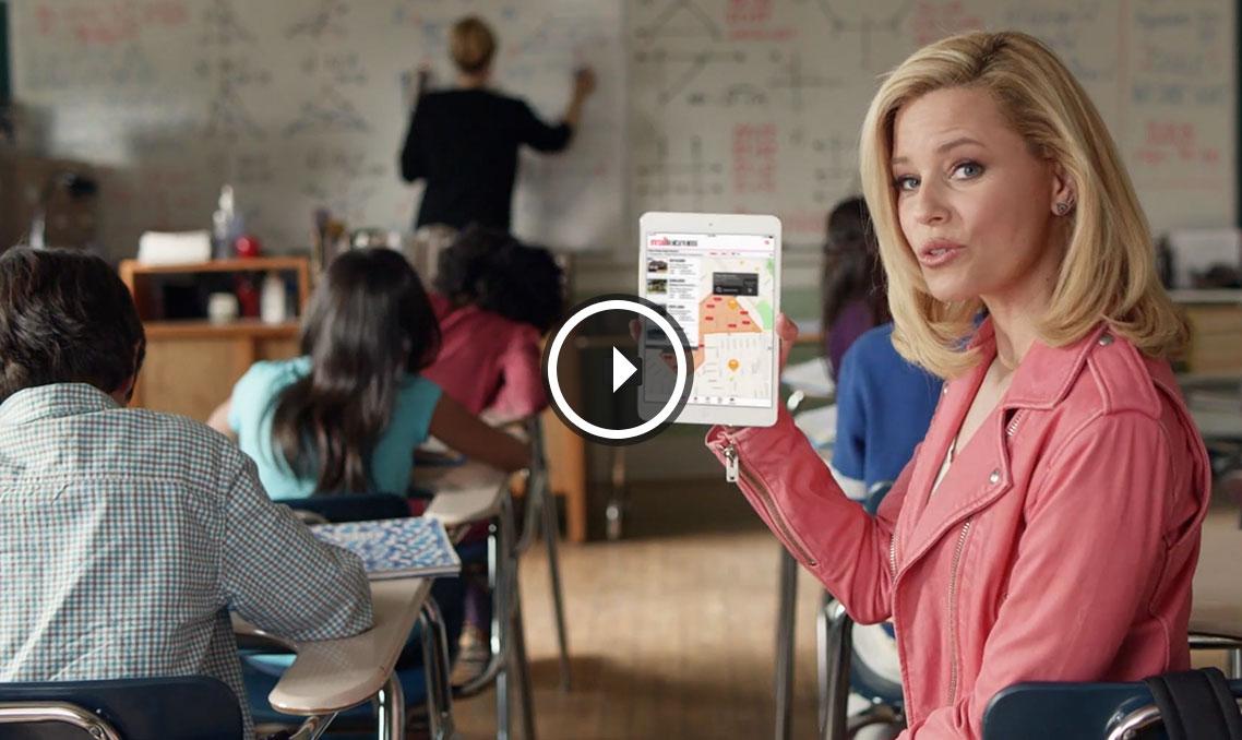 TV Spot - School Rating