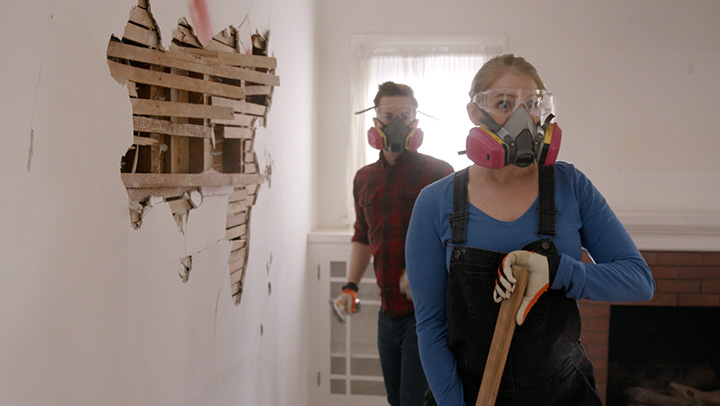 Remodeling a home for the first time with Ned & Ariel